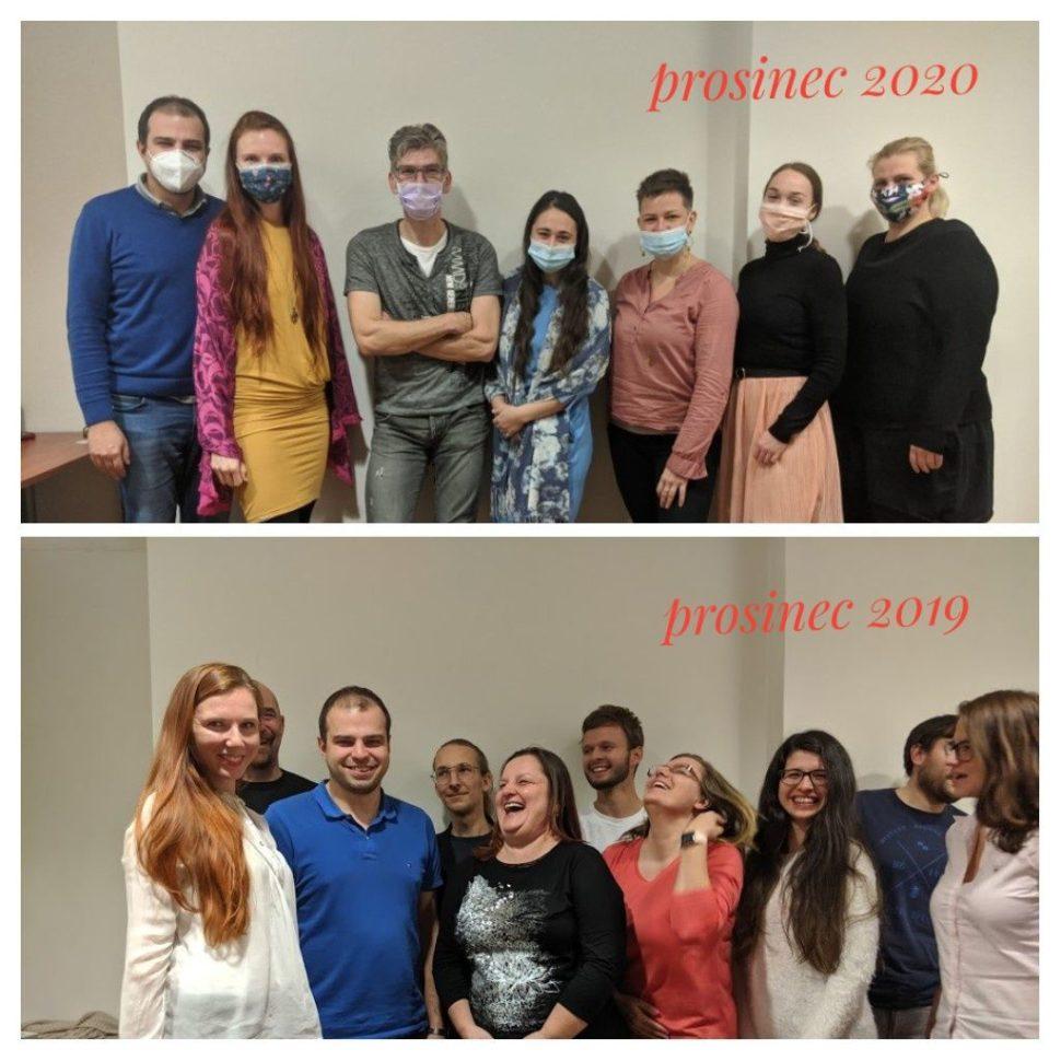 Prosinec 2020 vs prosinec 2019 nakurzech