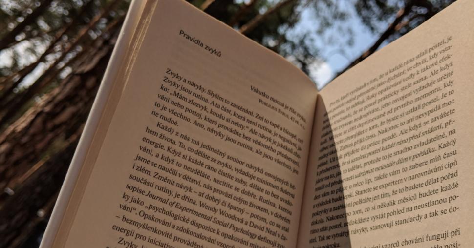 Knihy doseberozvoje, které doporučuju
